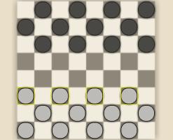 Играть онлайн бесплатно русские шашки