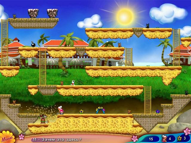 Игра бабушка на островах