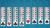 Карточная игра солитер