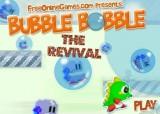 Игра bubble bobble