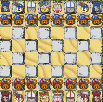 Шахматы для детей онлайн
