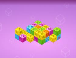 Маджонг кубики