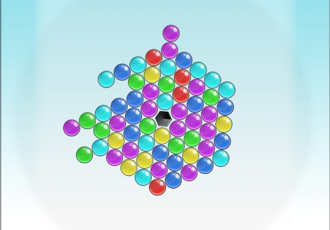 Вращающиеся шарики